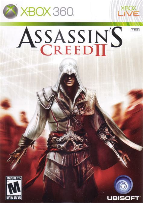 Assassin's Creed 2 Covers Xbox 360 English
