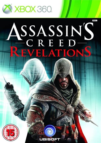 Assassin's Creed Revalations Xbox 360