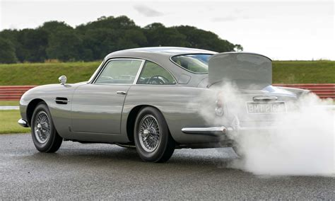 @ Aston Martin Is Recreating James Bond  S Db5 From .