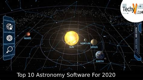 Astronomy Software - Astronomy Online.