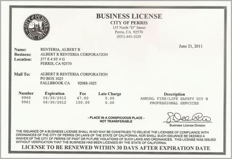 Attorney Business License California