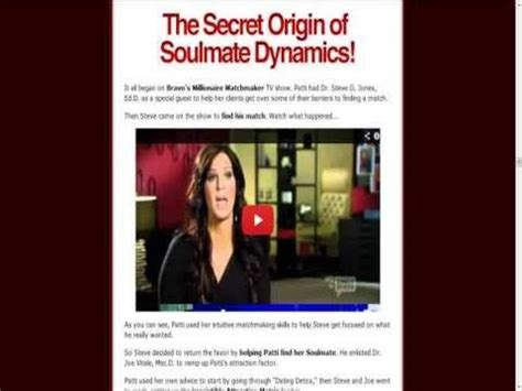 [click]attracting A Soulmate - Celebrity Patti Stanger - Http