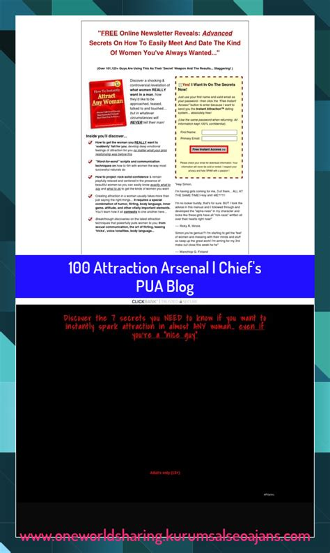[pdf] Attraction Arsenal  Chief S Pua Blog Phrase And.