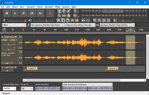 [click]audacity Workshop   Cut Your Editing In Half Review   What .