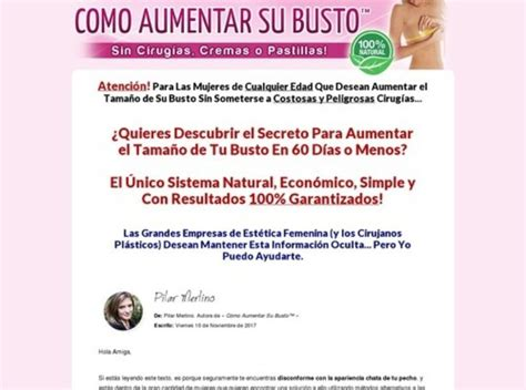 [click]aumento De Busto - Sin Opt-In - Gran Conversion View .