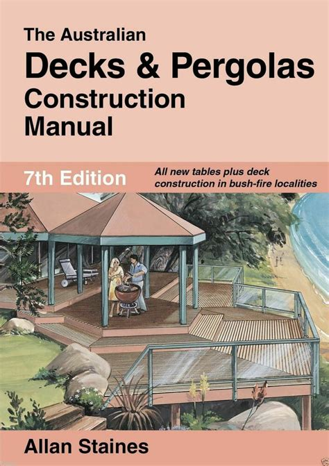 Australian Deck And Pergola Construction Manual Pdf