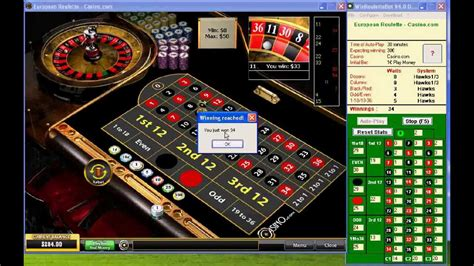 [click]automated Roulette Robot Strategy Roulettebot Com.