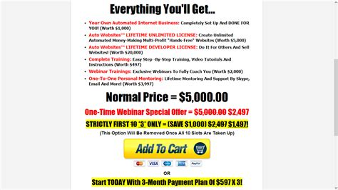 [click]autopilot Internet Income Review  Very Poor Product .