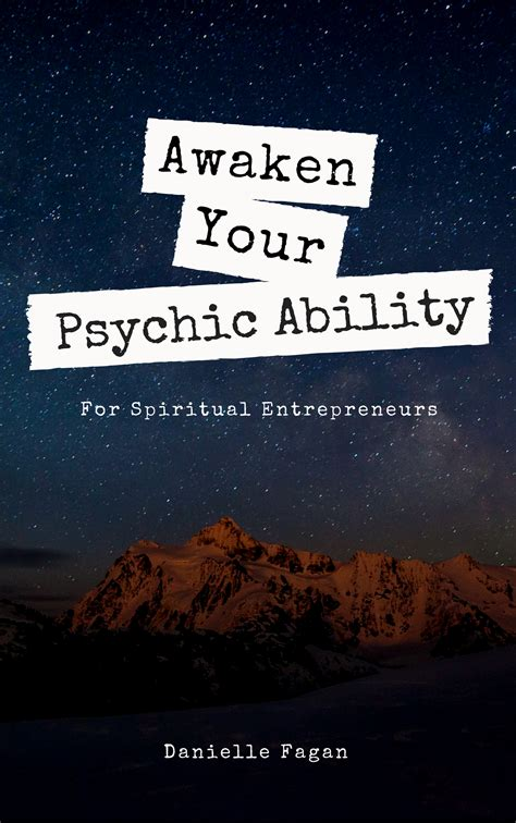 [pdf] Awakening Your Psychic Abilities And Spiritual Awareness.