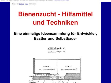 [click]bienenzucht Imkerei Bienenkasten Techniken - My-Reviews Net.
