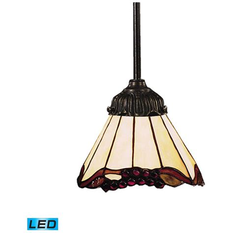 Big Deal On Forte Lighting 1 Light Mini Pendant In Antique .