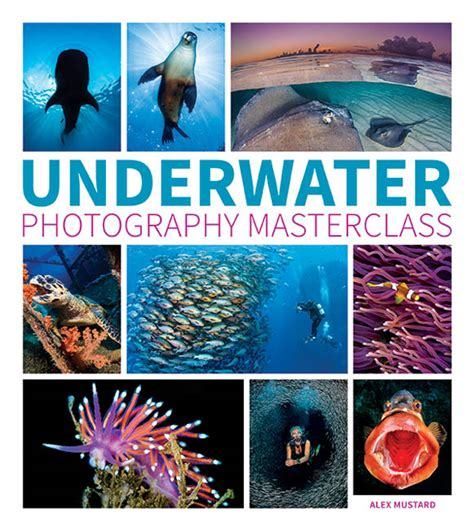 Book - Underwater Photography Masterclass Procam Photo.