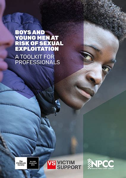 [pdf] Boys And Young Men At Risk Of Sexual Exploitation.