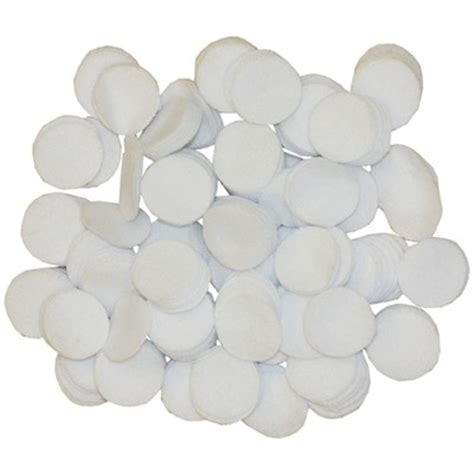Brownells 100 Cotton Flannel Bulk Cleaning Patches .