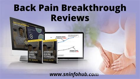 @ Back Pain Breakthrough - Back Pain Breakthrough Review .