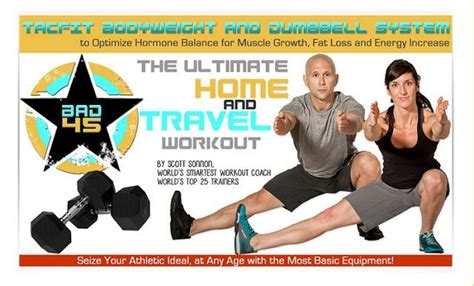 [click]bad45 Tacfit Bodyweight And Dumbell System .