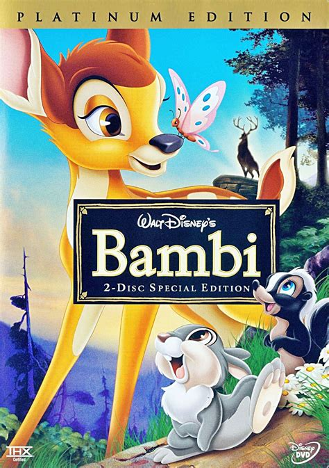 Bambi (DVD) Review