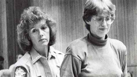 Barbara Stager, Convicted Murderer With Life Sentence, Gets To Leave.