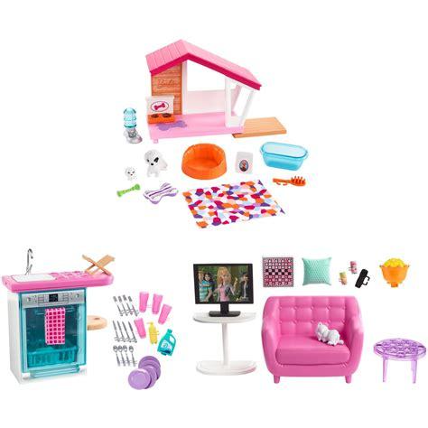 Barbie Dollhouse Accessories