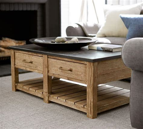 Barnwood Coffee Table For Sale