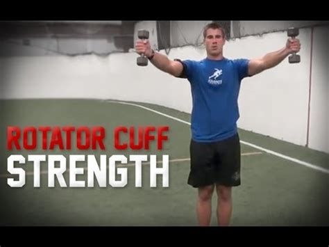 Baseball Drills Shoulder Strength Rotator Cuff - Youtube.