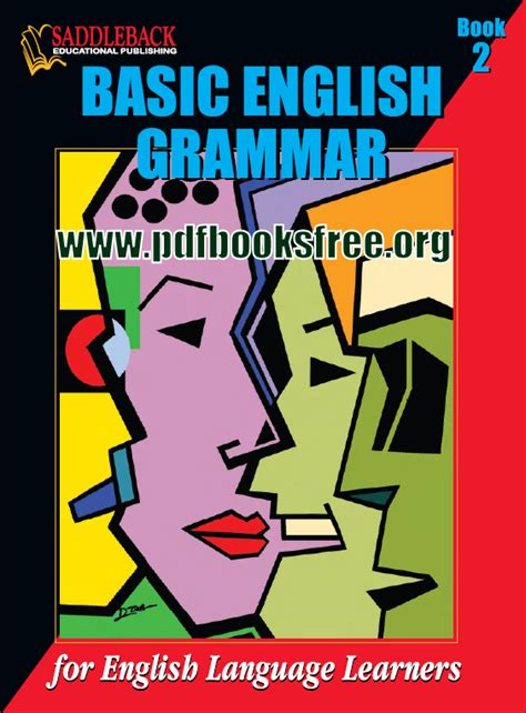 [pdf] Basic English Grammar Book 2 - Mark S Esl.