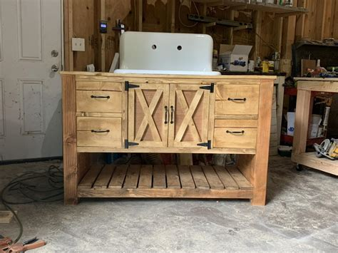 Bathroom Vanity Plans Ana White