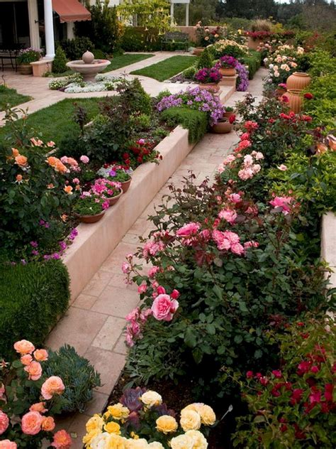 Beautiful Small Rose Gardens