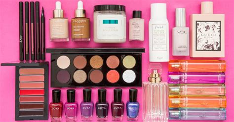 Beauty Supply Products Samples