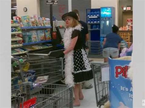Become Mystery Shopper - People Of Walmart Sexy And I Know It.