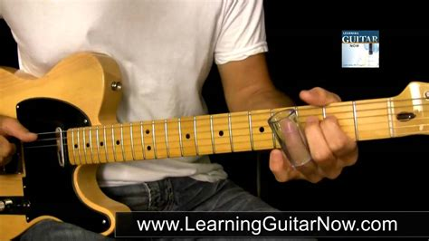 @ Beginner Open G Slide Guitar Lesson.