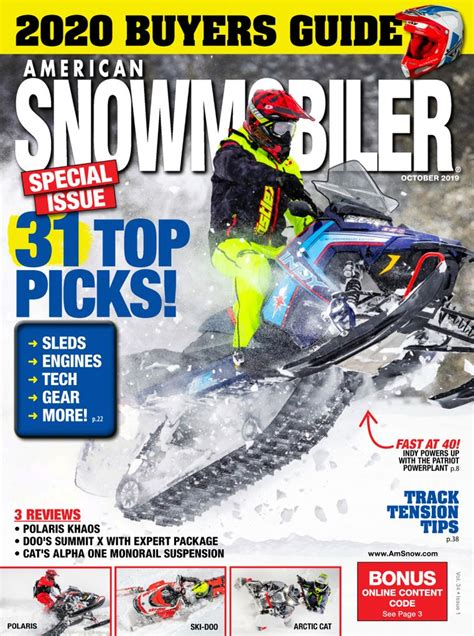 @ Beginner Tips American Snowmobiler Magazine.