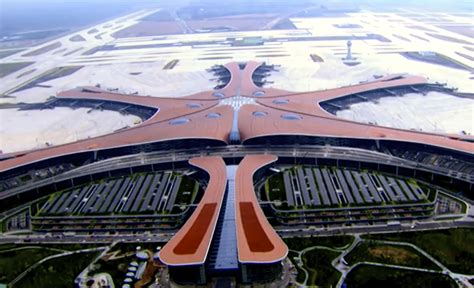 Beijing Airport China
