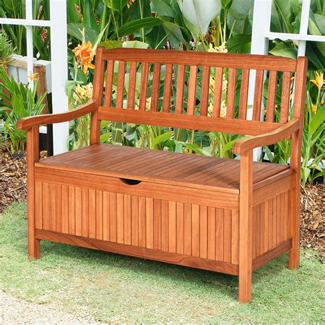 Bench Storage Box