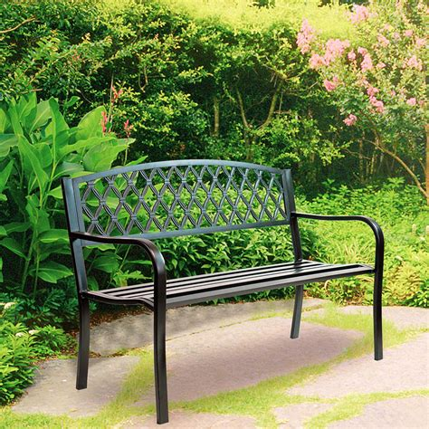Benches With Backs For Outdoors