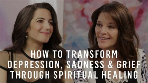 [click]bereavement How To Transform Grief  Depression Through Spiritual Healing.