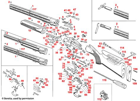 Beretta Dt10 Schematic - Brownells Uk.