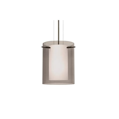 Besa Lighting Pahu 1-Light Cylinder Pendant  Wayfair.