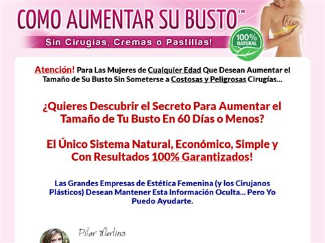 [click]best Aumento De Busto - Sin Opt-In - Gran Conversion .