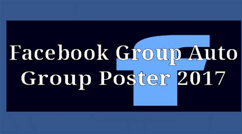 [click]best Facebook Auto Poster - Facebook Group Poster Facebook .