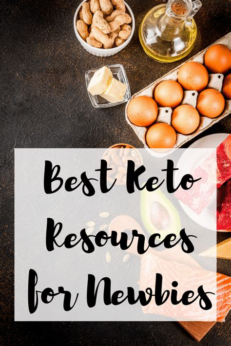 Best Keto Resources For Beginners To Get Started On A Ketogenic Diet.