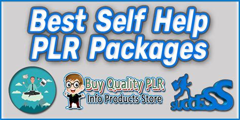 [click]best Self Help Plr Packages - Buyqualityplr Com.