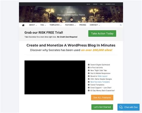 [click]best Selling Wordpress Theme Socrates - Cbengine Com.
