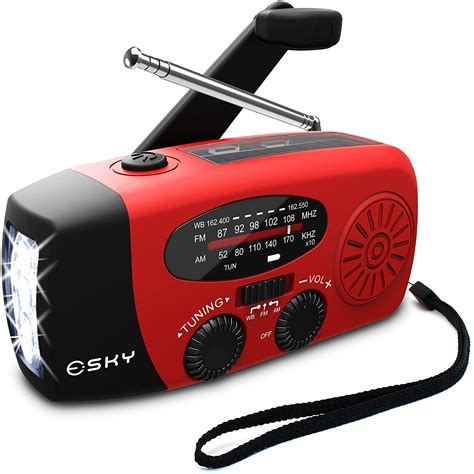 Best Weather Radio Emergency Radio Reviews For Noaa .