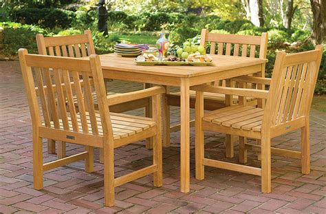 Best Wood Patio Furniture