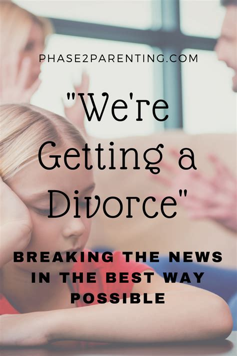 @ Best Way For Parents To Break The Divorce News To Your .