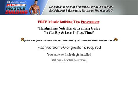 @ Beta No Nonsense Muscle Building 2 0 System.