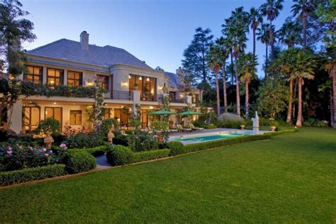 Beverly Hills CA Celebrity Homes