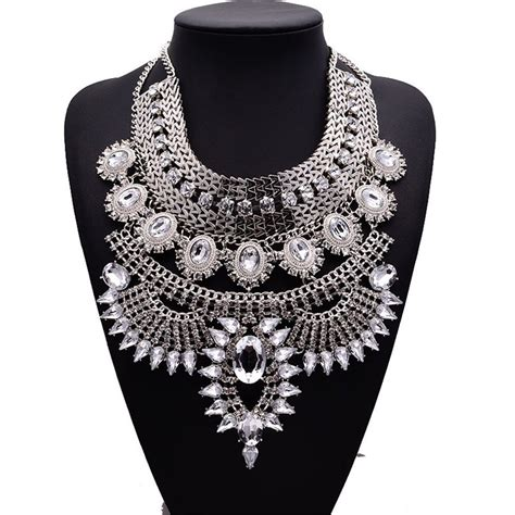 Bib Necklace for Women