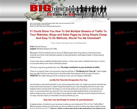[pdf] Big Traffic Guide - Wordpress Com.